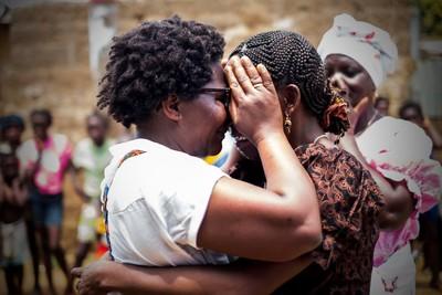 逃難被拋下 非洲女孩長大成主廚