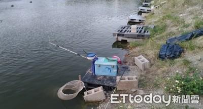 快訊/桃園釣客落水 打撈上岸仍不治