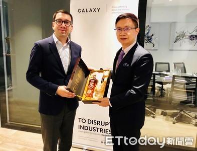 貿協董座黃志芳赴前蘇聯「矽谷」 盼推動5G產業鏈