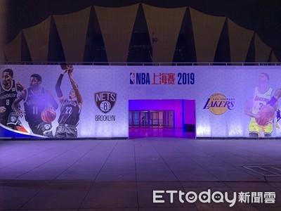 NBA深圳賽取消一切記者會