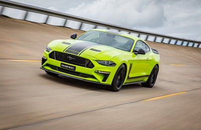 福特Mustang R-Spec機增野馬開賣