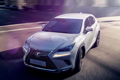 Lexus又有3新車升級「LSS+ 2.0」