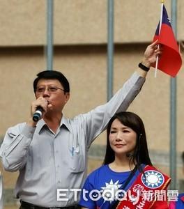 謝龍介證實韓國瑜請假選總統