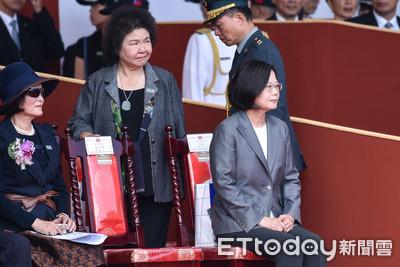 韓陣營:陳菊見張志軍難道也挺一國兩制?