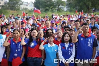 林燕祝:一同來為中華民國撥亂反正