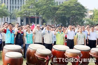 台南市2019年國慶升旗