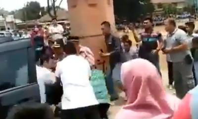 即/印尼安全部長遇襲緊急送醫!