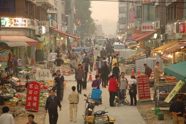 ▲▼南韓安山市多文化街(圖/翻攝自나무위키)