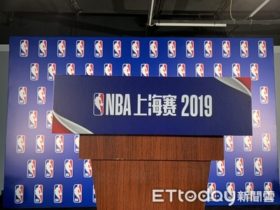 NBA總裁神隱 上海記者會取消