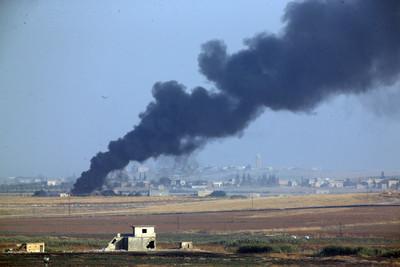 土耳其出兵敘利亞 IS囚犯趁亂逃獄
