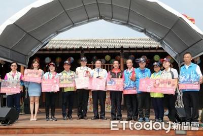 台南恒安宮重建安座20週年紀念