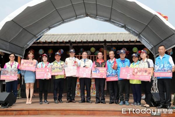 台南恒安宮重建安座20週年紀念 鄉親鬥陣來六甲迓媽祖