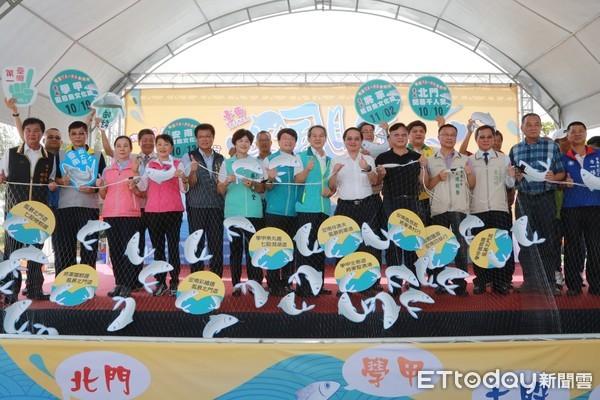 台南虱目魚文化季  黃偉哲行銷台南虱目魚推廣食漁觀念
