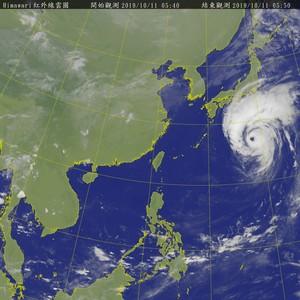 國慶連假日夜溫差10℃ 下週北台陰有雨