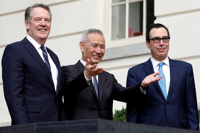 陸媒:貿易戰對美國經濟傷害加大