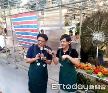 黃子佼擔任台灣設計展一日店長 感受屏東在地生活