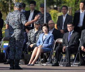 日本防北韓再「搗彈」 睽違6年都會區進行演習