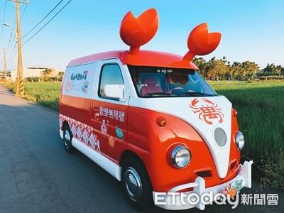 新北螃蟹季開動胖卡車到富基