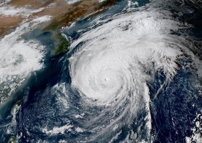 哈吉貝6字型颱風尾 下周濕涼變天
