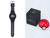 BABY-GX《精靈寶可夢》25週年紀念錶款 寶貝球把皮卡丘收服了