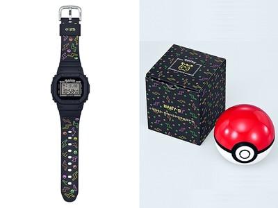 BABY-GX《精靈寶可夢》紀念錶款