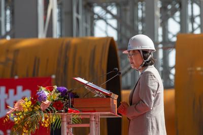 蔡英文:台灣不缺電是不爭的事實