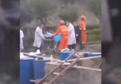 女工墜下汙水池!老公、同事「6人全身亡」