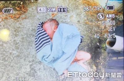 女嬰出生2天遭遺棄荔枝園 獲救時…螞蟻爬滿身