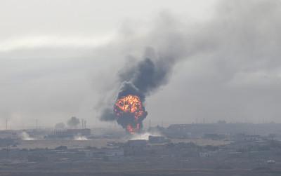 庫德族:守衛IS囚犯不再是優先要務