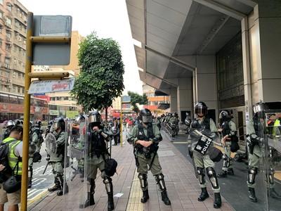 香港黑警花600萬可移民來台?內政部斥:有犯罪行為不予申請