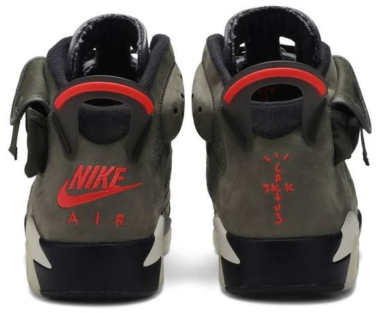 ▲Travis Scott X Nike推出的6雙鞋款。(圖/翻攝自GOAT、Sneakernews、IG@travisscott)