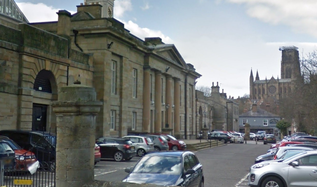 ▲▼達拉謨法院(Durham Crown Court)。(圖/翻攝自Google Map)