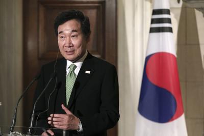南韓總理明會安倍 望促進對話
