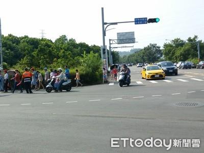 雙十連假 警運用大數據讓民眾暢遊台南