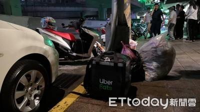 快訊/北市勞動局開罰Uber Eats 30萬