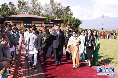 尼泊爾與中國達成建設鐵路協議