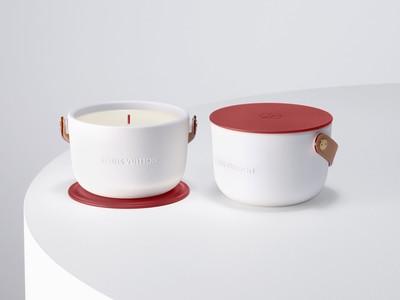 LV紅色蠟燭 捐助對抗愛滋