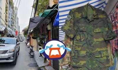 越南逛迷彩店!一抬頭瞥「國軍臂章」笑歪