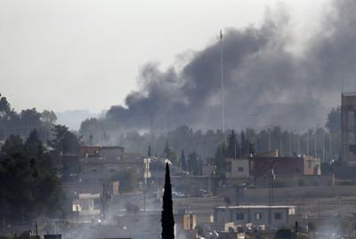 庫德族自治政府:與敘軍協議不可進入城市