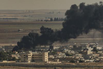 敘利亞協防邊境 800名IS囚犯已逃