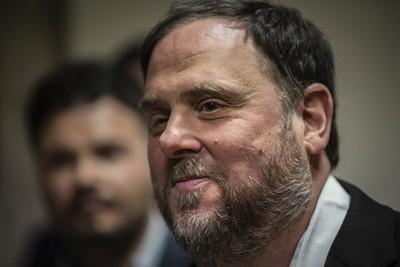 西班牙法院重判前加泰副主席13年