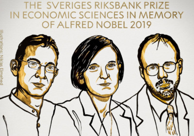 即/諾貝爾經濟學獎得主出爐