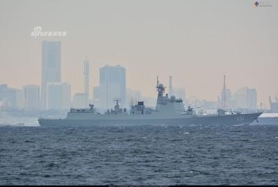 哈吉貝肆虐!日本臨時取消國際閱艦式
