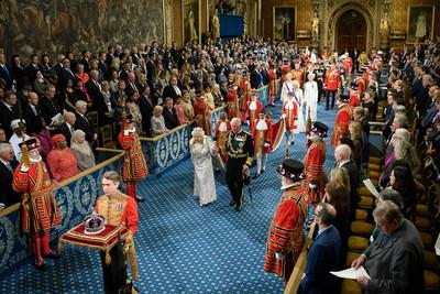 英女王御座致辭 26新議案首重脫歐