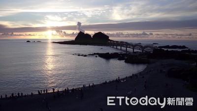 台東雙十連假湧入35萬人潮  產值8.7億