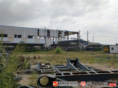 廣西化工廠爆炸4死 地面「染成紫色」