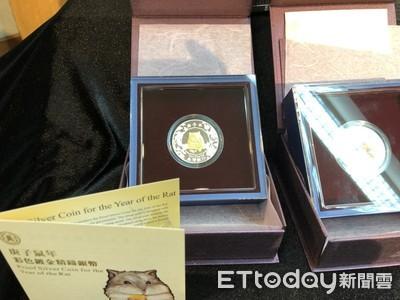 國際貴金屬貴森森 台銀生肖幣破8年新高