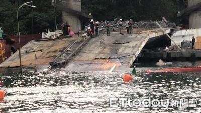 南方澳斷橋已2周 最新拆除進度曝