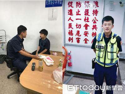 泰籍男童遊廟口迷路 警助返飯店