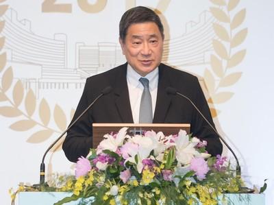 台泥董事長張安平獲頒工研院新科院士 跨域整合能力成功翻轉台泥